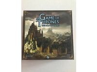 Official Game of Thrones Board Game (Second Edition)