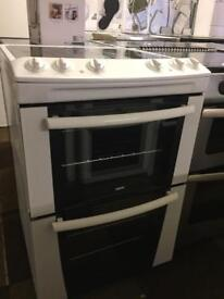 60CM ZANUSSI ELECTRIC COOKER WITH GUARANTEE 🌏🌏PLANET APPLIANCE🌏