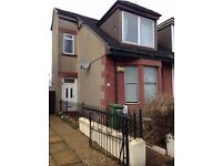 RARELY AVAILABLE SPACIOUS TWO BED SEMI DETACHED HOUSE WITH GARDEN IN LINTHOUSE