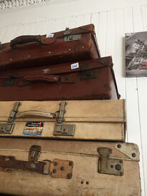 Vintage cases , good condition for age, Feel free to view , other cases similar for £40 each