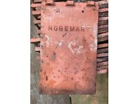 Rosemary clay roof tiles