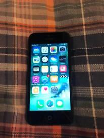 iPhone 5 on EE near mint condition