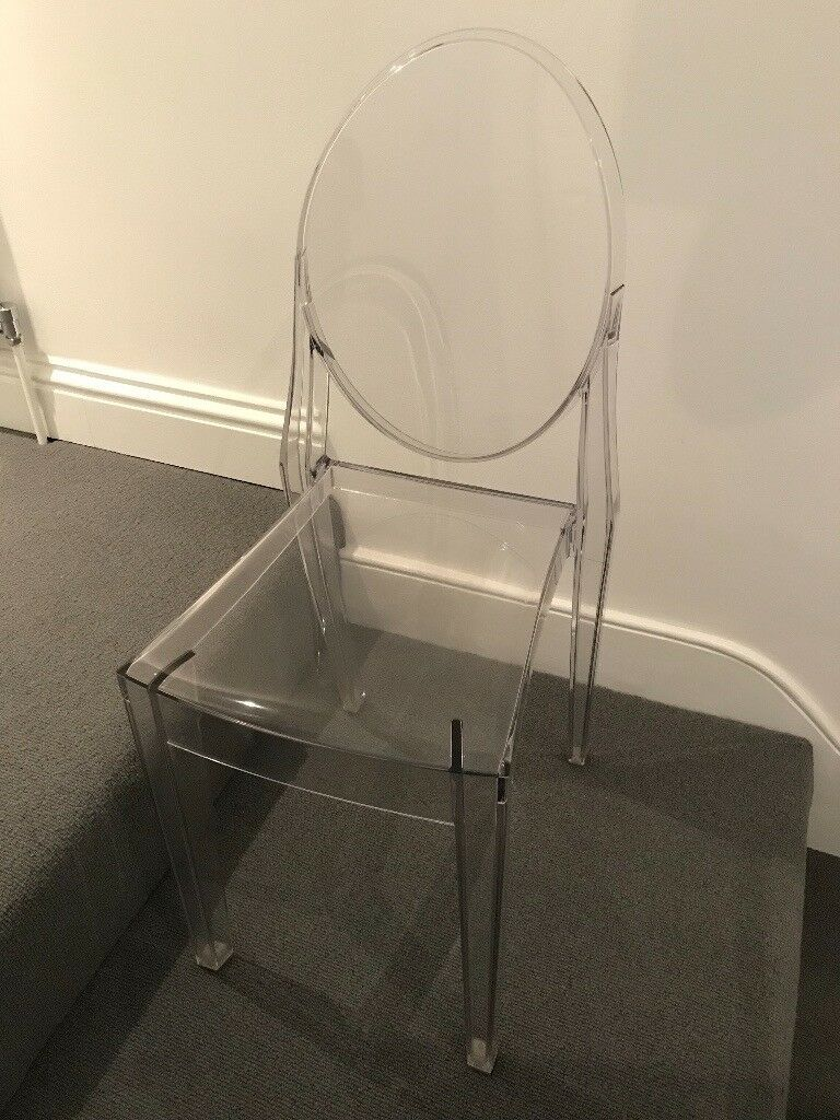 Kartell Victoria Ghost Chair by Philippe Starck | in Hammersmith ...
