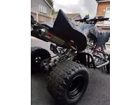 Yamaha raptor 700 loads of extras