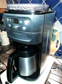 Cuisinart Grind & Brew 12 Cup Filter Coffee machine