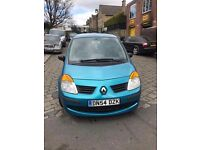 Renault Modus 1.2 very cheap tax insurance m.o.t 1 year