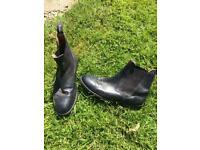Toggi men's riding boots size 8