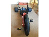 Twist turbo 360 Go Kart