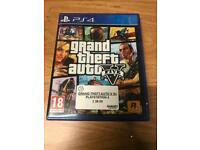 Grand Theft Auto 5, PlayStation 4 Game 0203 556 6824