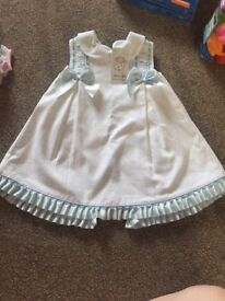 'Wee me' brand new with tags dress.