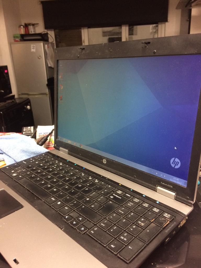Triple core laptop