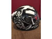 Motorcycle Helmet Nitro Samurai