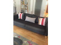 Large 3 seater Ikea Karlanda sofa
