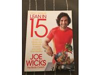 Lean in 15 cook book
