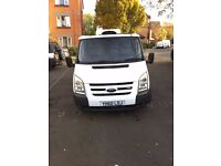 FORD TRANSIT 2.2 TDCI 85 T260m FWD Low Roof Van Temperature Controlled