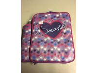 Brand new Smash lunch bag & drinks bottle