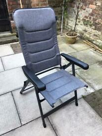 Hi Gear Turin Deluxe camping chair