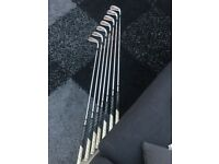 Cobra Amp Forged Irons 4-PW