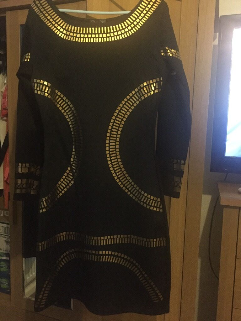 Bodycon dressin Southampton, HampshireGumtree - Bodycon dress worn once size 8/10 as new. Looks lovely on. Ideal for a night out