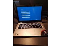 Laptop Lenovo yoga 2 intel core 7 440gb