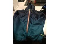 2 kids jackets- Marks and Spencer and Nike
