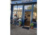 Experienced Barber required at Dapper Teddington