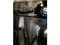Indesit Tumble Dryer - IDCE 8450 Black