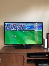 LG 43 inch Full HD 3D TV