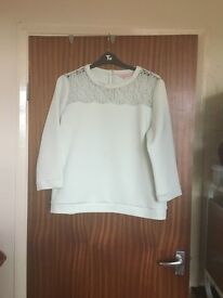 Ted baker Top size 5 uk 16