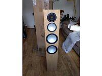 Monitor Audio Silver 8 Floor standing hi-fi speakers