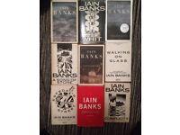 9 Iain Banks novels
