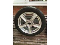 Mazda MX-5 wheel fitted with Pirelli P6000 tyre – new unused.