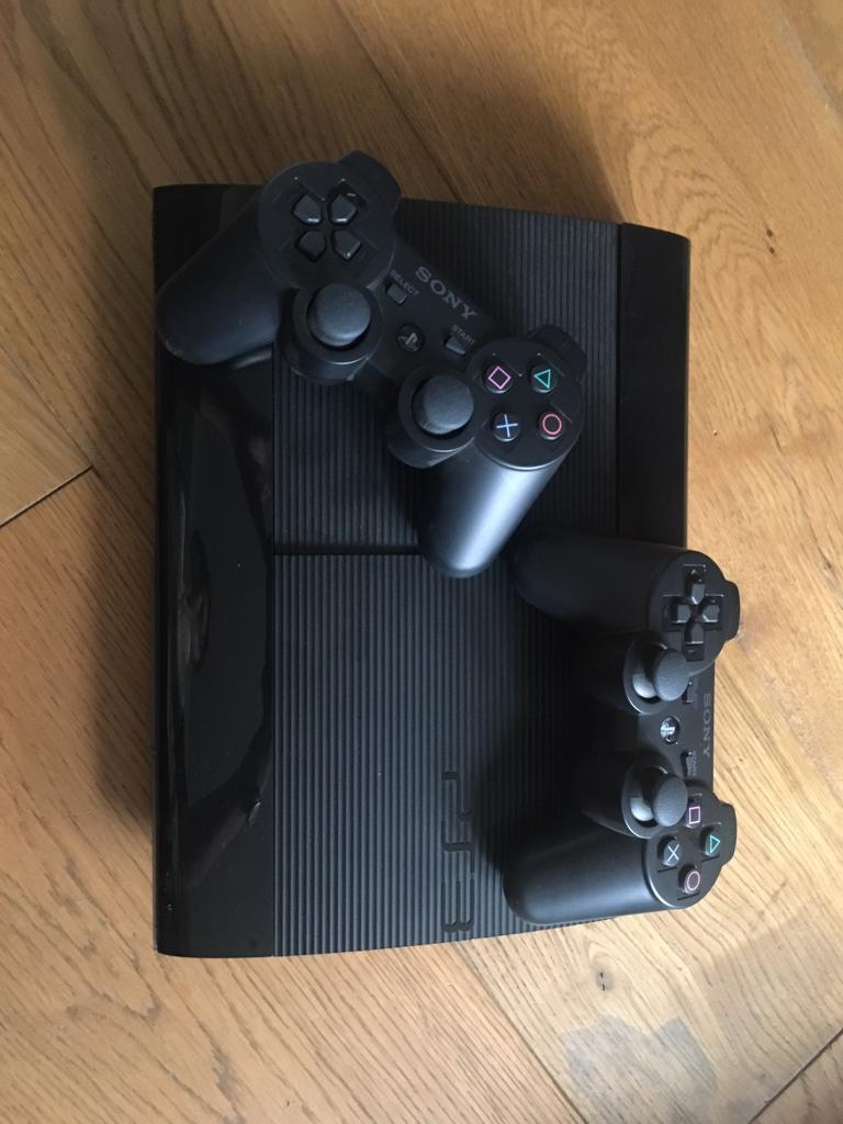 Super Slim Playstation 3 : Sony playstation ps super slim gb in greenwich