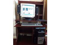 Compaq Desktop Computer