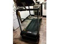 Spares or repairs Heavy duty treadmill