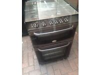 Cannon brown Gas cooker 55cm......Cheap Free Delivery