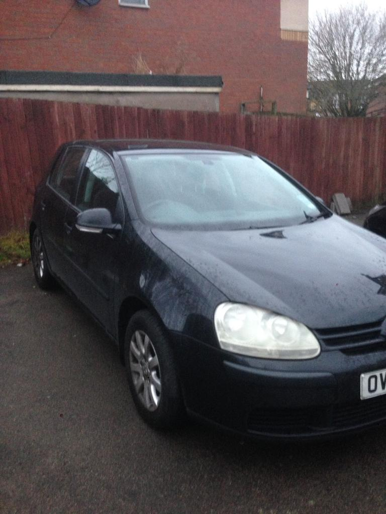 VOLKSWAGEN GOLF 19 DIESEL 2 CARS FOR THE PRICE OF ONE