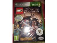 Disney Pirates of the Caribbean Game