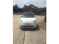 FIAT 500 LOUNGE 2013, Full Service History, MOT until March 2018, Perfect First Car