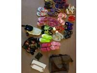 Job lot shoes, clothes, accessories