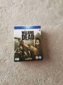 The Walking Dead 1-4 Blu ray