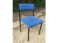 70 x Church Banqueting Conference Stacking Chairs