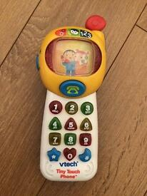 Tony tiny touch phone