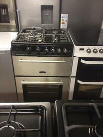 Rangemaster 60cm gas cooker with wok burner