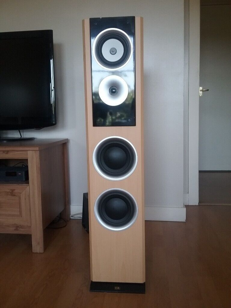 TDL SPEAKERS AND DENON PMA 250SE AMP FOR SALE, REALLY GOOD CONDITION  | in  Thornliebank, Glasgow | Gumtree