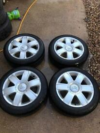 4x108 Citroen c2 vts wheels