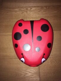 Ladybird Travel Potty