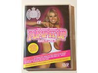 Pump It Up Workout DVD