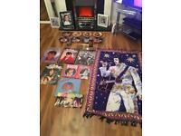 Elvis presley rare memorabilia