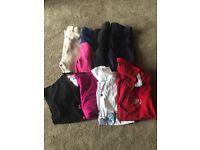 8 piece set of horse Riding clothes